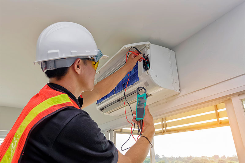 Ductless Maintenance